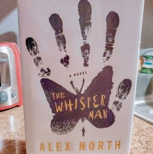 The Whisper Man by Alex North book